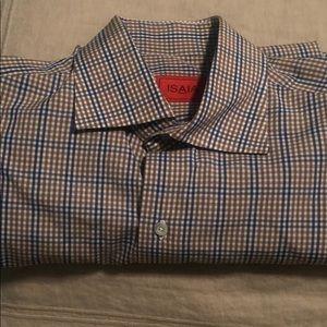 Men's dress shirt ISAIA Napoli.